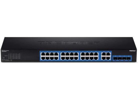 TRENDnet 28-Port Gigabit Web Smart Switch