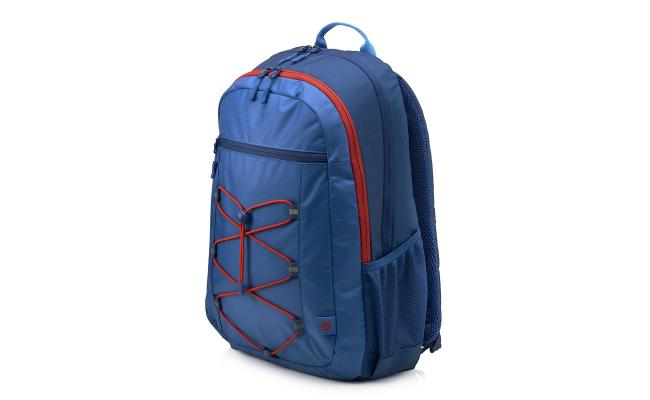 "HP  (15.6"") Active Backpack ( Blue/ Red)"