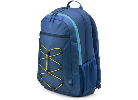 "HP  (15.6"") Active Backpack(Blue/Yellow)"