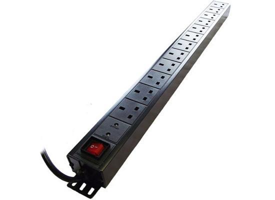 Power Distribution Unit - 12 Outlets PDU