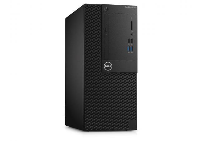 Dell OptiPlex 3050 Desktop Core-i3 500GB