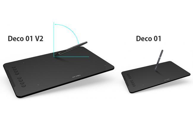 XP-PEN Deco 01 V2 Graphics Tablet