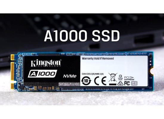 Kingston M.2 SATA 480GB M.2 SSD