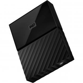 WD My Passport Ultra USB 3.0 External Hard Drive 4TB