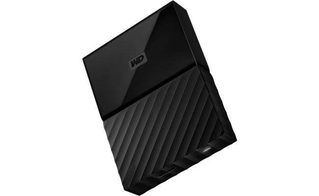 WD My Passport Ultra USB 3.0  External Hard Drive 2TB