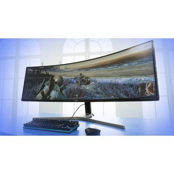 "Samsung LC49HG90 49"" 144Hz HDR QLED Gaming"