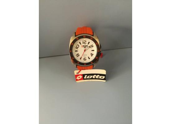 Lotto Wrist Watch ANAG ORANGE SOLID
