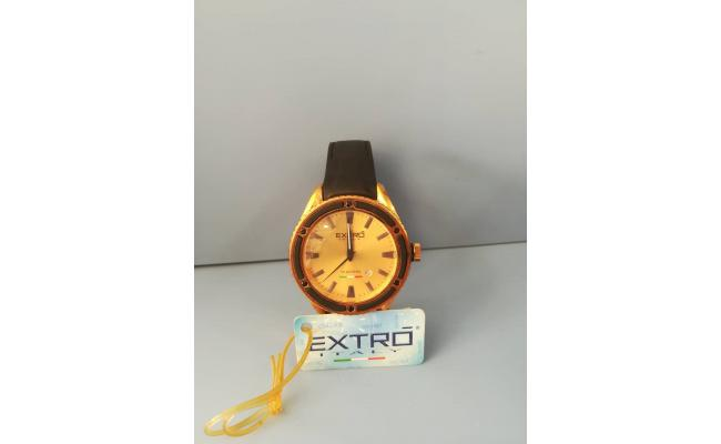 EXTRO Wrist Watch ANAG BLACK CLOUD