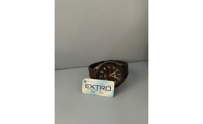 EXTRO Wrist Watch ANAG W PLASTIC BLACK
