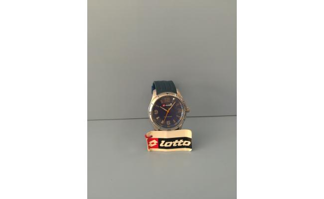 Lotto Wrist Watch ANAG ARB+IDX BLUE