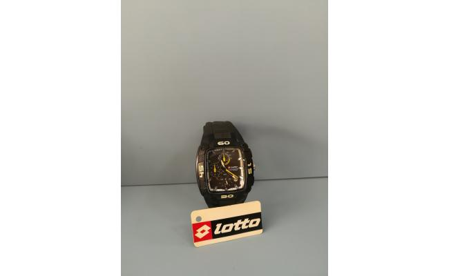 Lotto Wrist Watch IDX/BLACK EYES BLACK