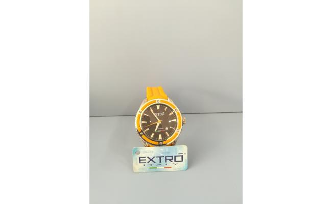 EXTRO Wrist Watch IDX ORANGE SILICON