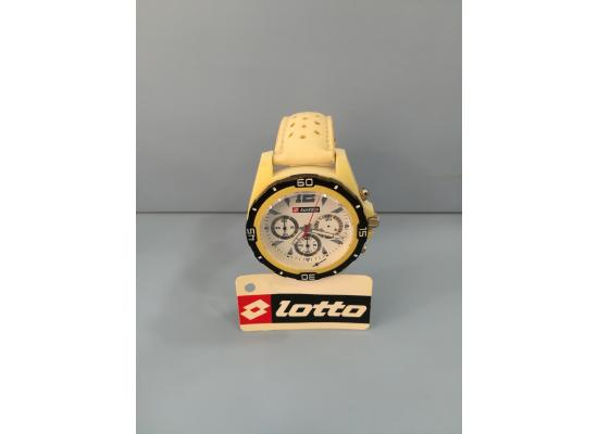 Lotto Wrist Watch CHRONO  IDX/WHT EYES
