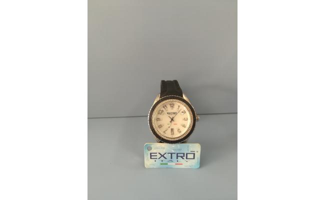 EXTRO Wrist Watch IDX BLACK CLOUD LEATHER