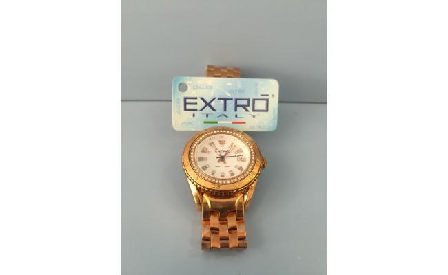 EXTRO Wrist Watch WHT DIAL ARB FI