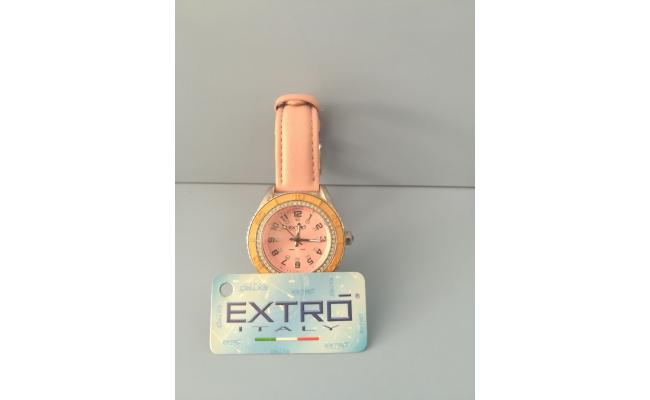 EXTRO Wrist Watch PING SMOOTH LEATH