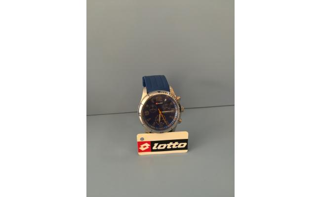 Lotto Wrist Watch CHRONO FIG/BLUE DYES