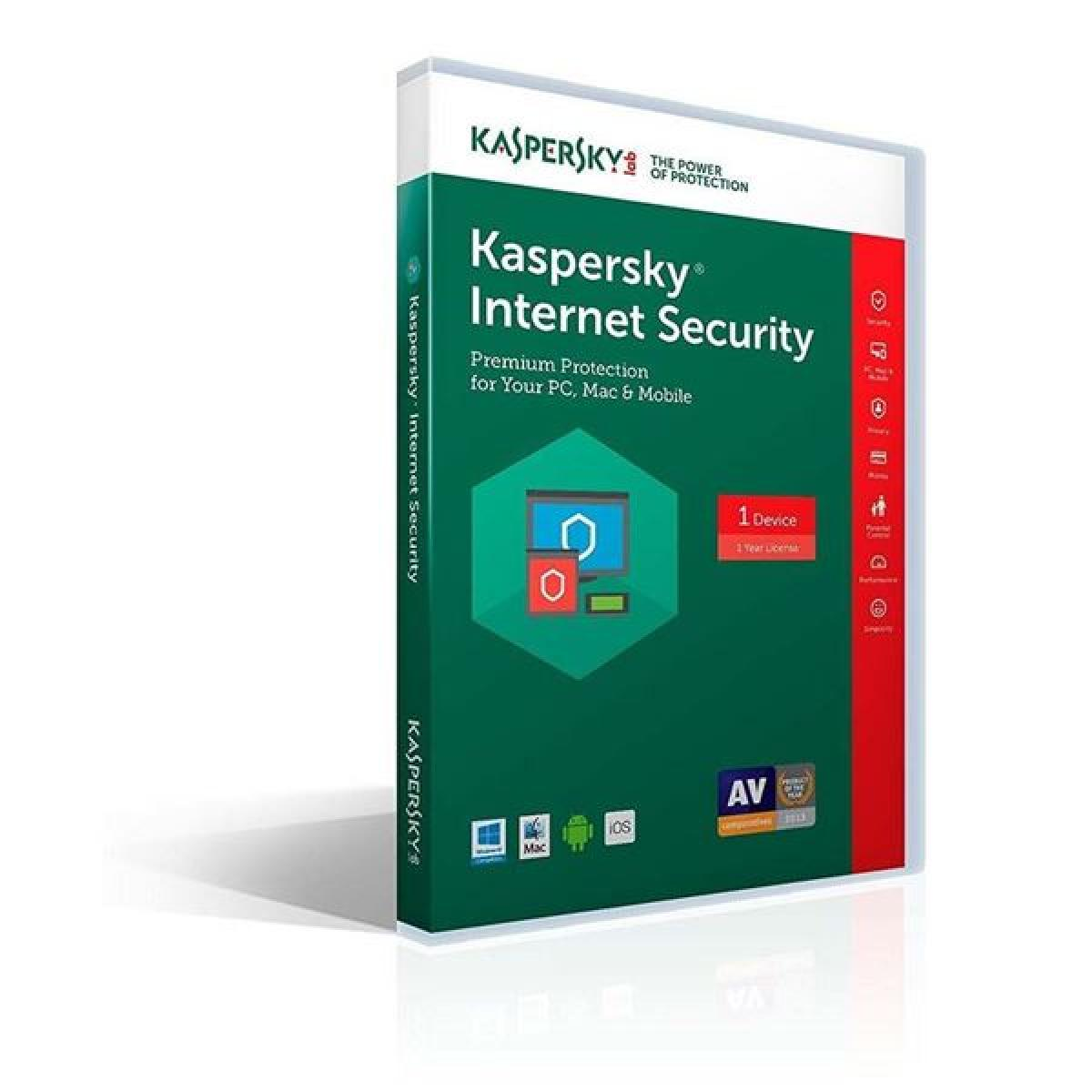 Kaspersky Internet Security 2017 | KIS2017 | Smart Systems | Amman Jordan