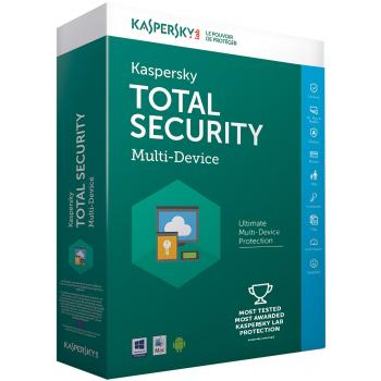 Kaspersky Total Security 3 Users