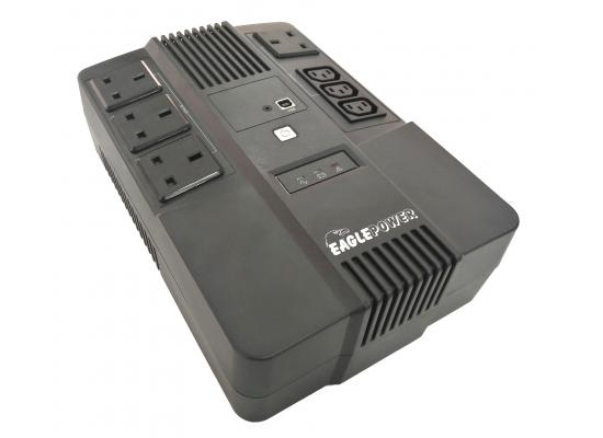Eagle Power UPS 600VA Power Board UPS with Universal Socket