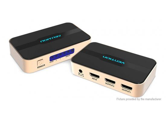 Vention 1 In 2 Out HDMI Splitter