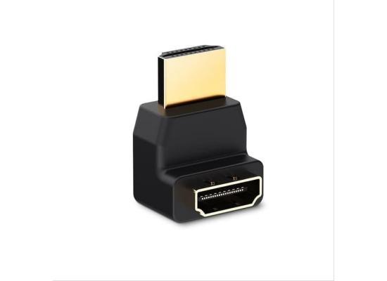 Vention HDMI Male to HDMI Female Adapter Black