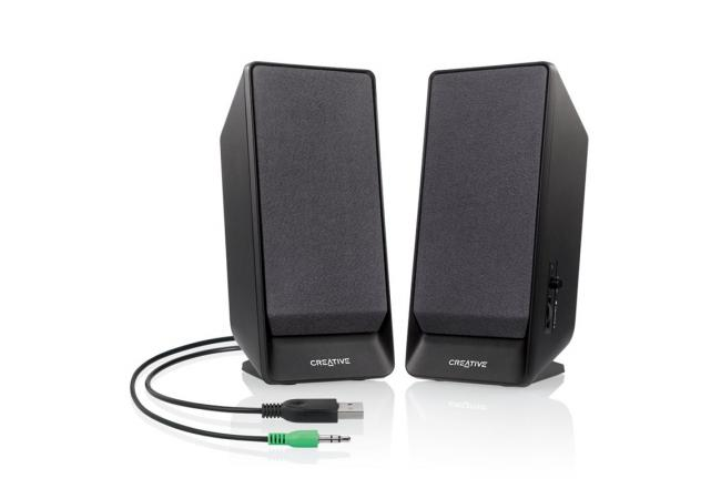 Creative A50 USB-powered 2.0 Desktop Speakers