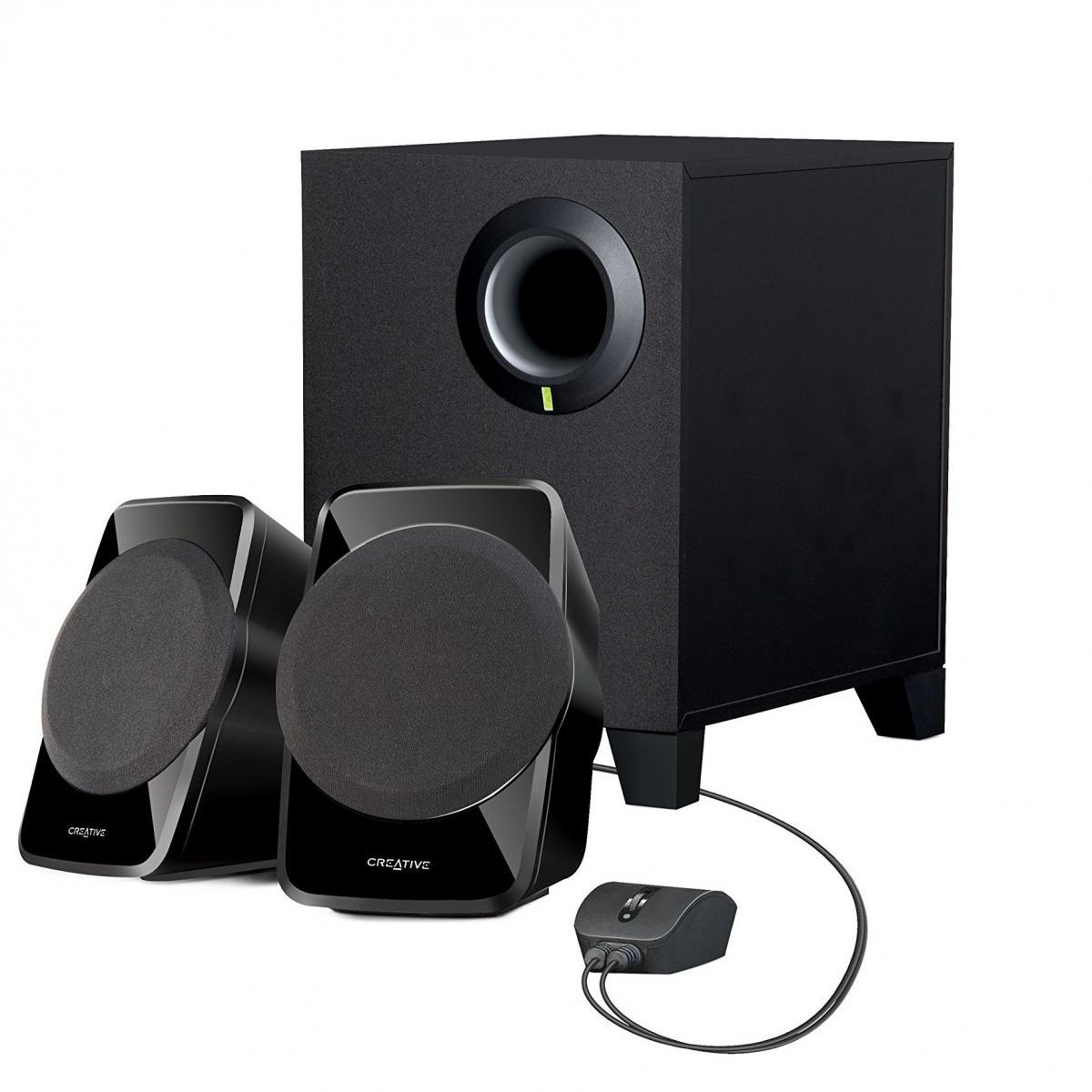 Creative Sbs A120 Multimedia Speakers Sbs A120 Smart