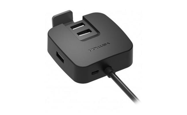Vention 4 Port USB2.0 HUB 1M VAS-J51-B100