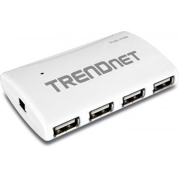 TRENDnet 7 Port Hi-Speed USB 2.0 Hub