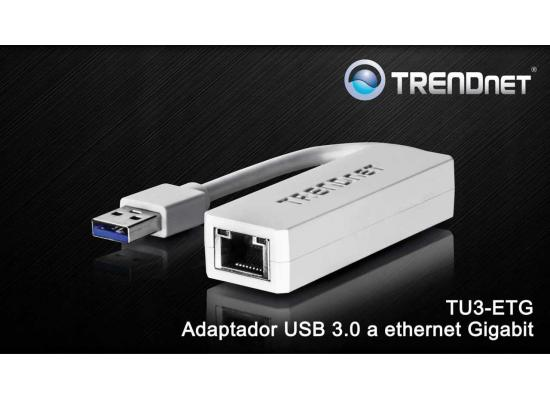 Trendnet USB 3.0 to Gigabit Ethernet Adapter