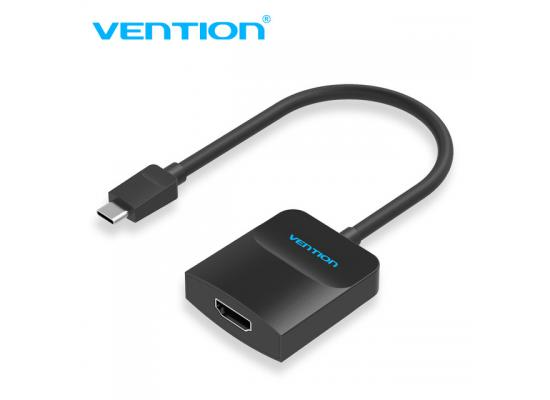 Vention Type-C to HDMI Conv 0.15M Black