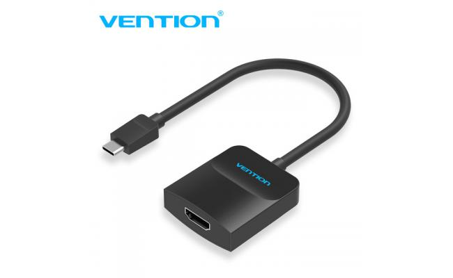 Vention Type-C to HDMI Conv 0.15M Black