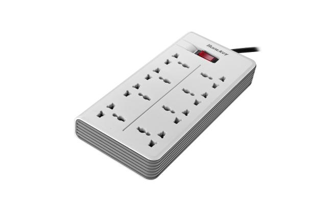 Huntkey Power Strip 8 Outlet PZA801