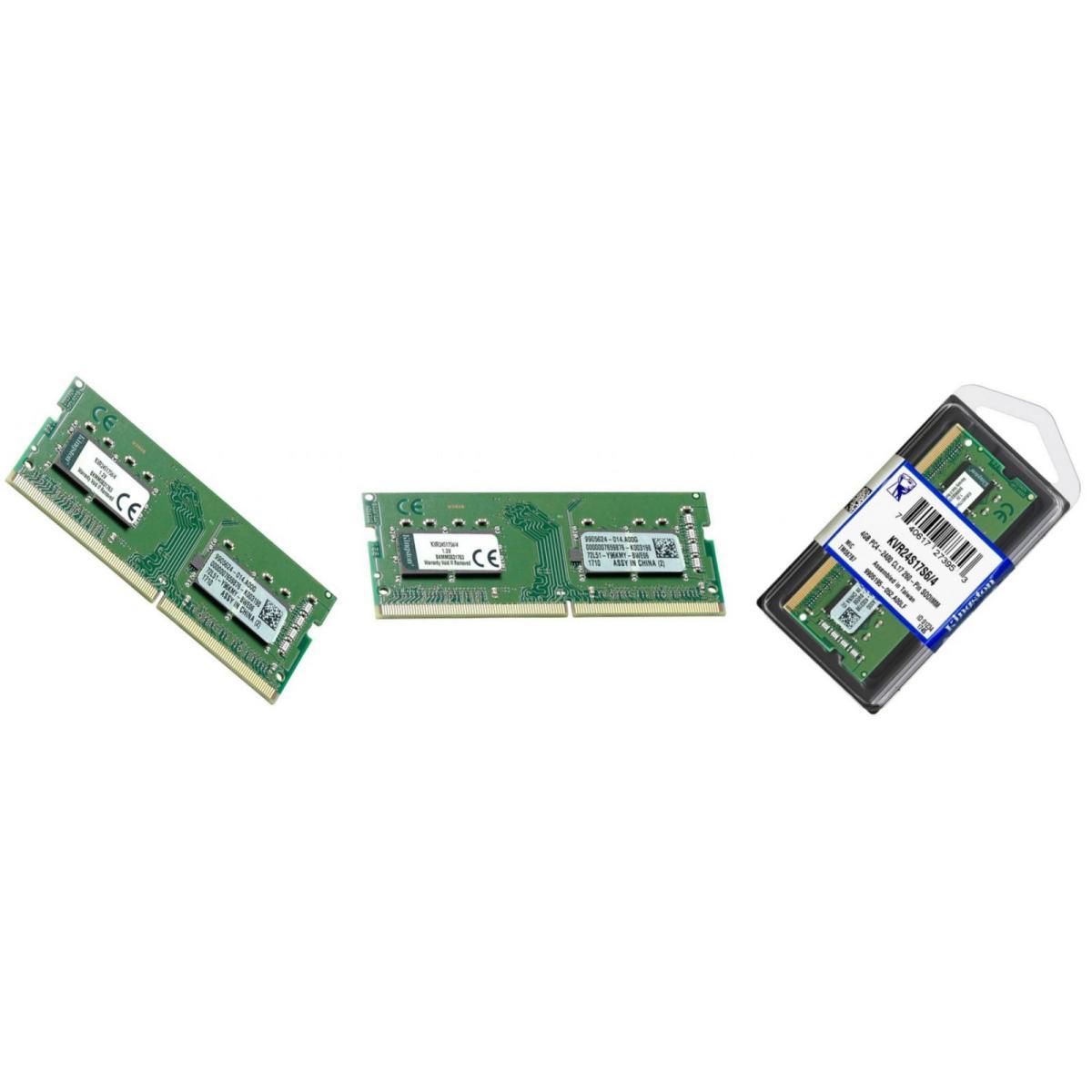 Kingston RAM 4GB DDR4 For Laptop
