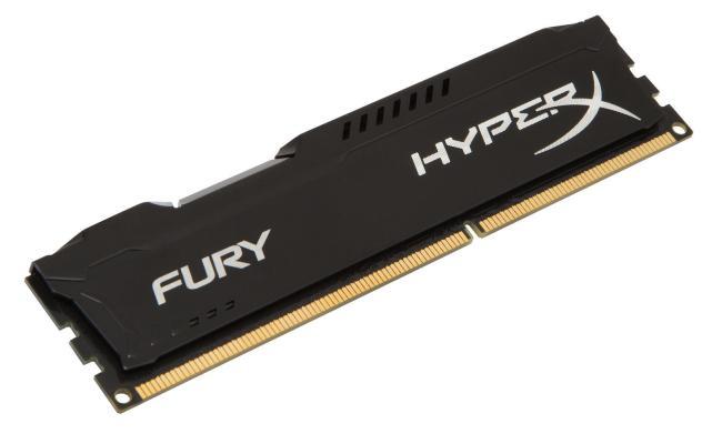 Kingston HyperX FURY 8GB DDR3 For Desktop