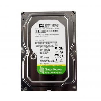 WD Green Power WD10EURX - 1TB