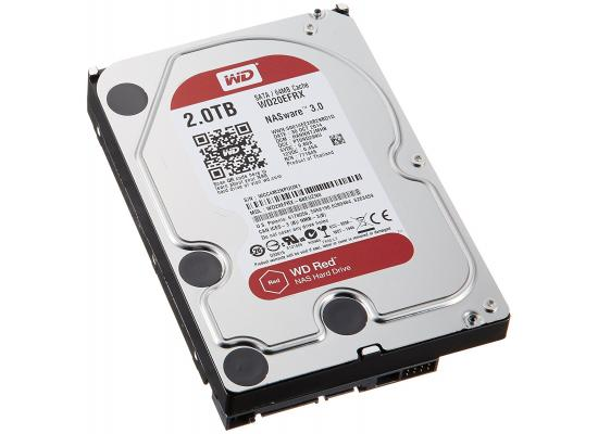 WD 2TB Red 5400 RPM SATA III 3.5""