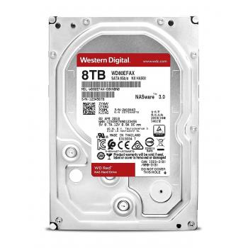 "WD 8TB Red 5400 rpm SATA III 3.5"""