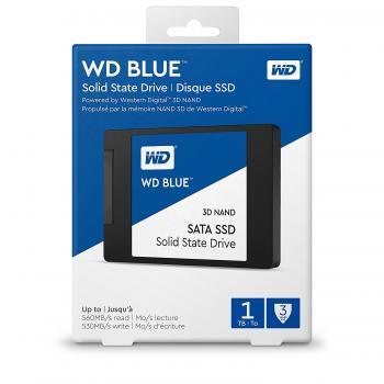 """WD BLUE 3D NAND 2.5"""" Internal SSD 1TB"""
