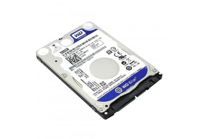 """WD Blue 2.5"""" hard drive - 500GB"""