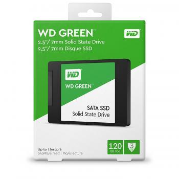"""WD Green 120GB 2.5"""" Internal SSD"""