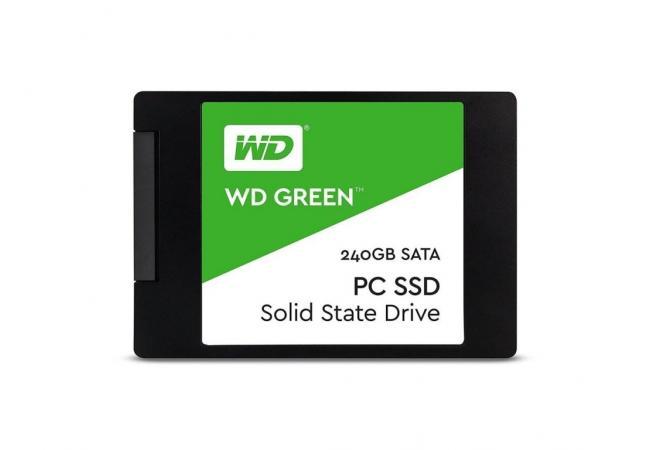 """WD Green 240GB 2.5"""" Internal SSD"""
