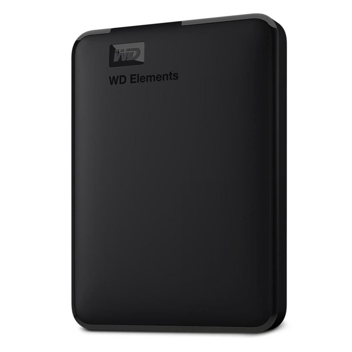 Wd Elements Portable Usb 30 External Hard Drive 1tb Wdbuzg0010bbk Ekternal Harddisk Ultra 3tb Free Powerbank