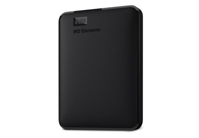 WD Elements Portable USB 3.0 External Hard Drive 1TB