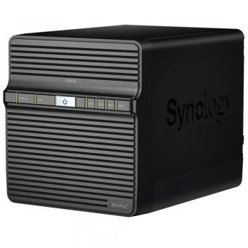 Synology NAS Storage DiskStation DS418J 4-Bay Home&SOHO