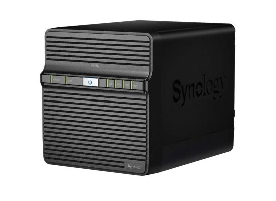Synology NAS Storage DiskStation DS418J 4-Bay Home&SOHO