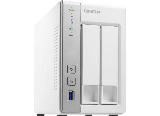 Qnap TS-231P NAS Storage 2-Bay