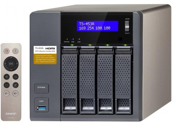Qnap TS-453A NAS Storage 4-bay