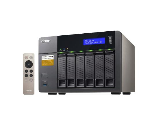 Qnap TS-653A NAS Storage 6-bay